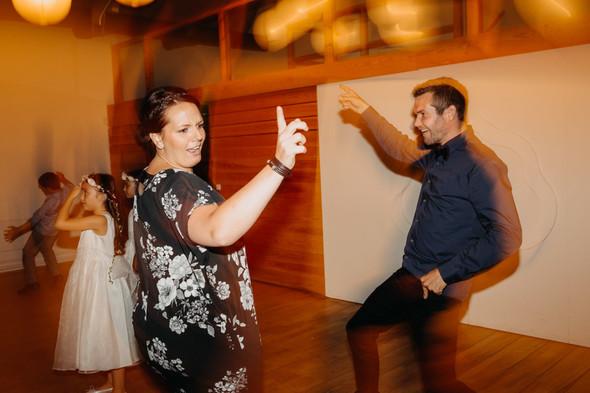Атмосферная датская свадьба - фото №179
