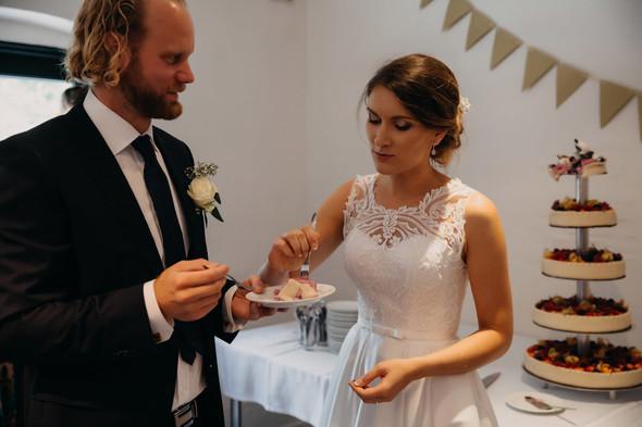 Атмосферная датская свадьба - фото №130