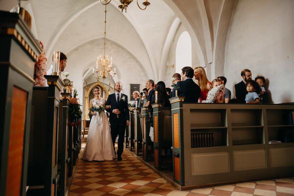 Атмосферная датская свадьба - фото №84