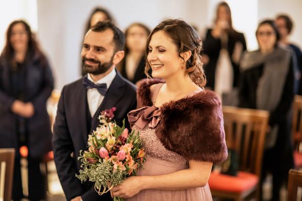 Уютная свадьба в Салерно - фото №15