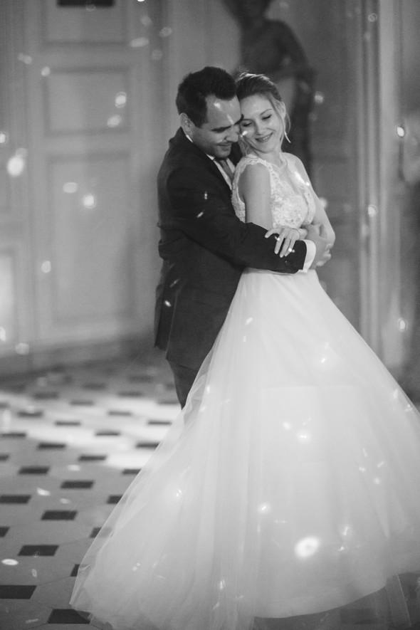 Уютная французская свадьба - фото №138