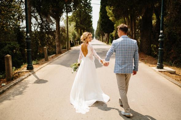 Испанская семейная свадьба на вилле недалеко от Барселоны - фото №69