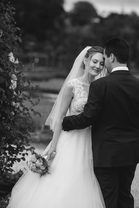 Уютная французская свадьба - фото №50