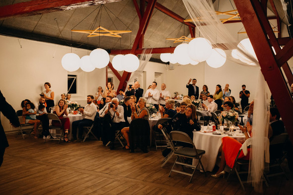 Атмосферная датская свадьба - фото №151