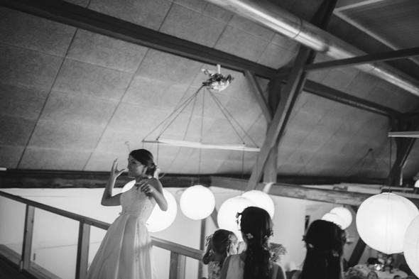 Атмосферная датская свадьба - фото №172