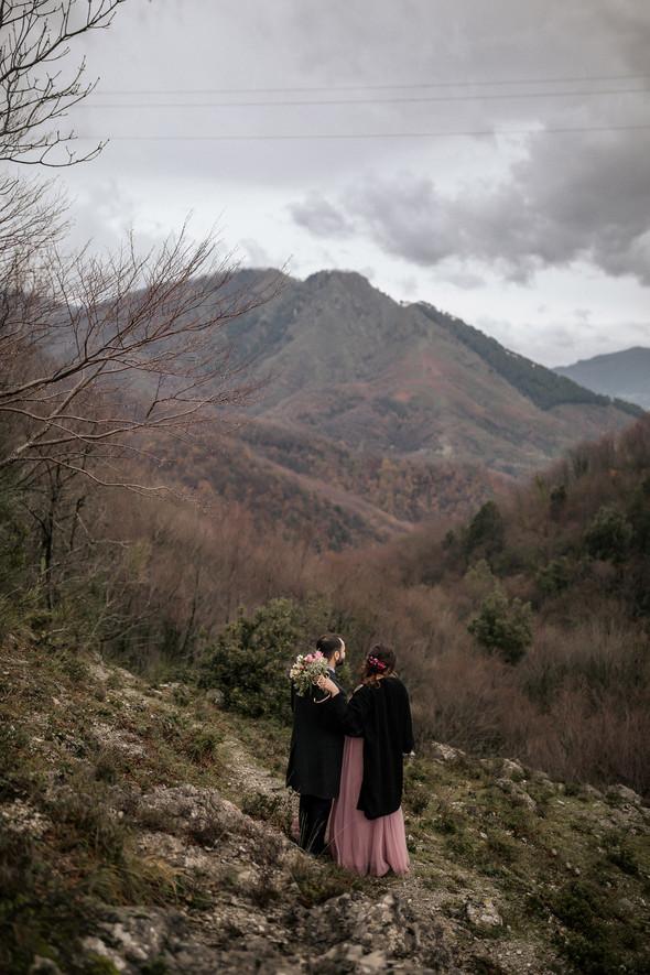 Уютная свадьба в Салерно - фото №79