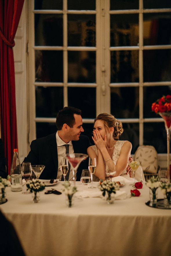 Уютная французская свадьба - фото №131