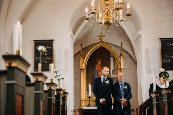 Атмосферная датская свадьба - фото №66