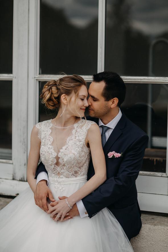 Уютная французская свадьба - фото №61