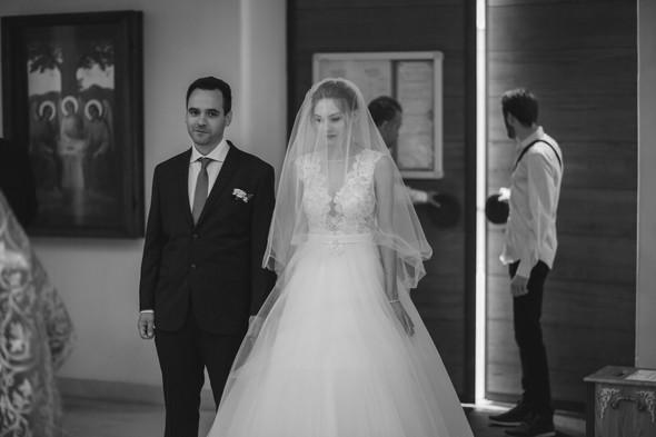 Уютная французская свадьба - фото №12
