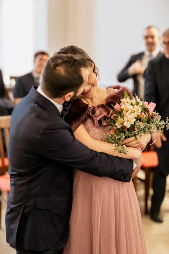 Уютная свадьба в Салерно - фото №40