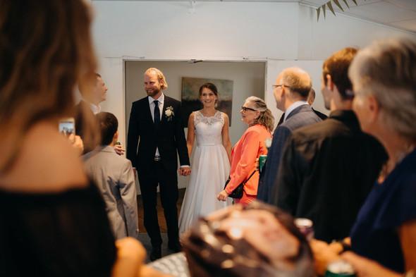 Атмосферная датская свадьба - фото №120