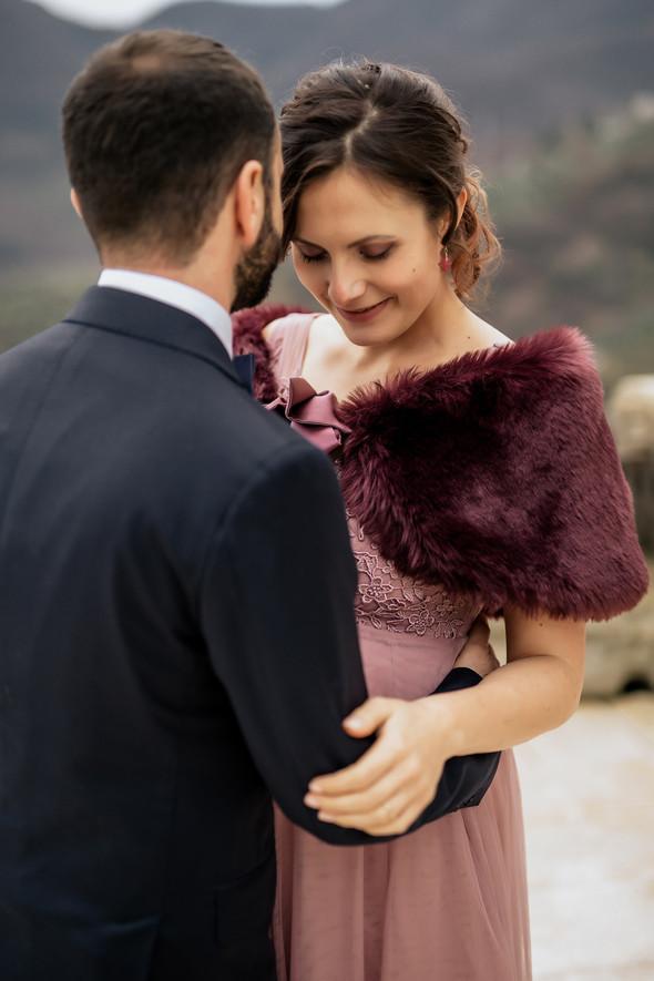 Уютная свадьба в Салерно - фото №66