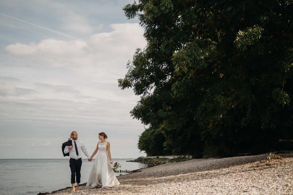 Атмосферная датская свадьба - фото №110