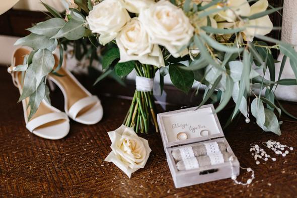 Красивая испанская свадьба на побережье - фото №13