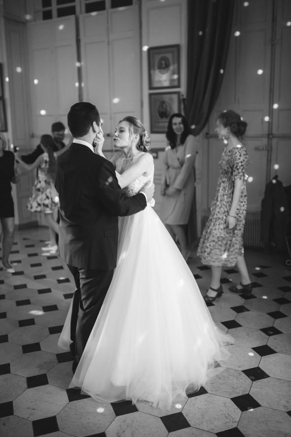 Уютная французская свадьба - фото №146