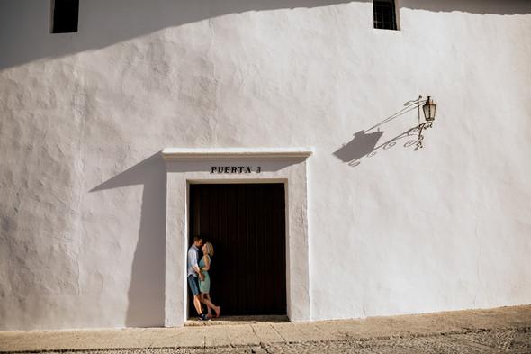 Пляжная послесвадебная съемка и Испании - фото №54