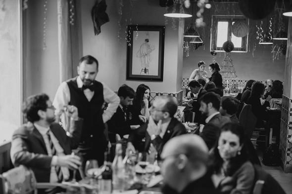 Уютная свадьба в Салерно - фото №111