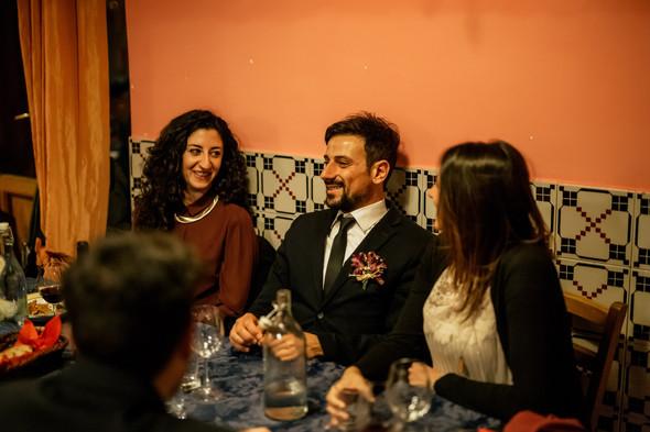 Уютная свадьба в Салерно - фото №138