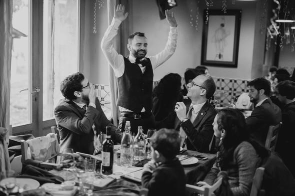 Уютная свадьба в Салерно - фото №110