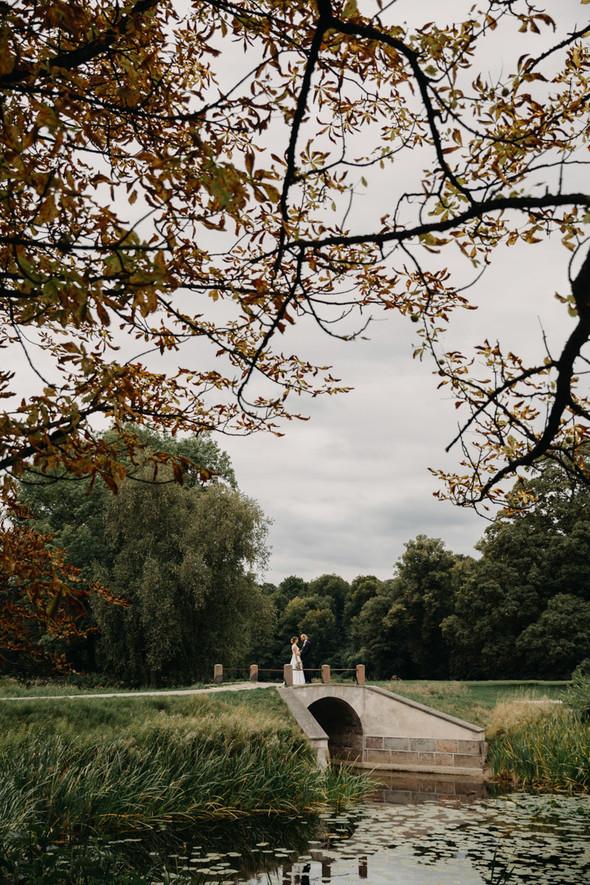 Атмосферная датская свадьба - фото №97