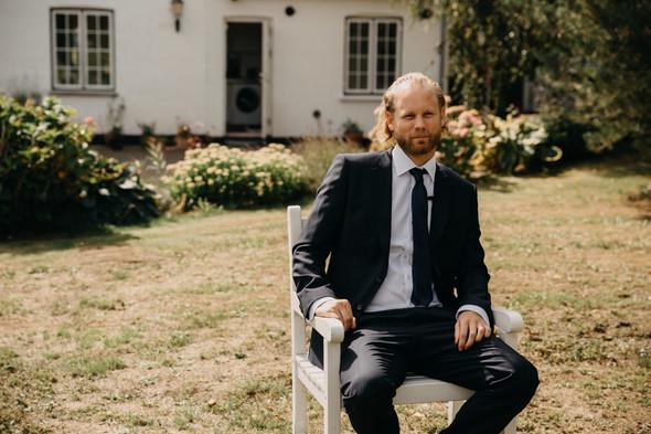 Атмосферная датская свадьба - фото №40