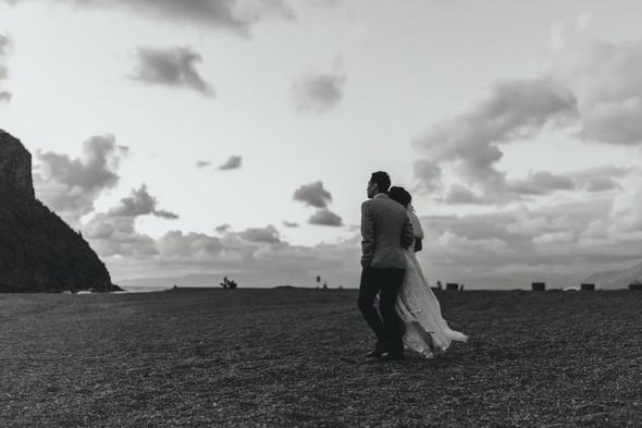 Позитивная семейная свадьба в Италии - фото №110