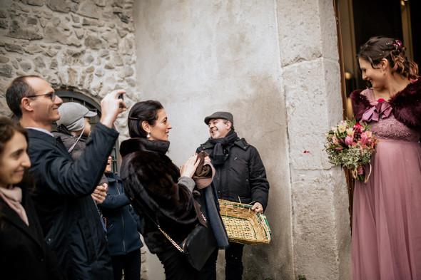 Уютная свадьба в Салерно - фото №56