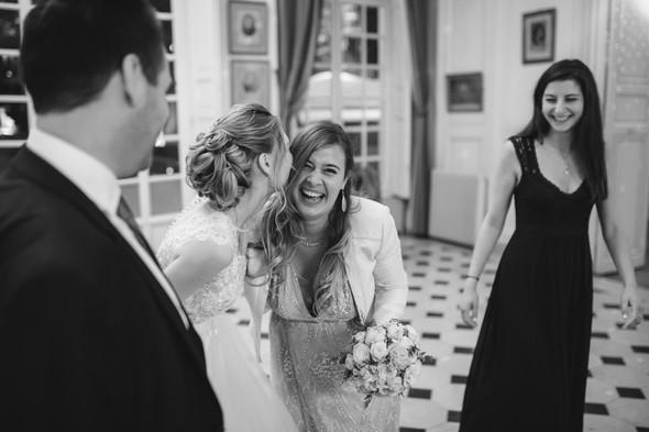 Уютная французская свадьба - фото №116