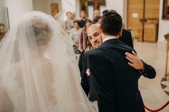 Уютная французская свадьба - фото №38