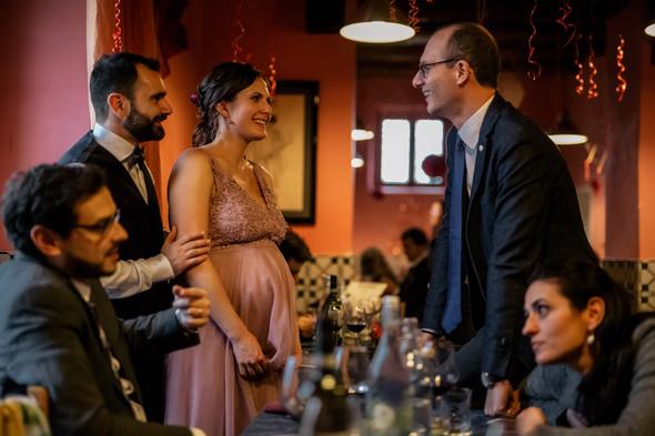 Уютная свадьба в Салерно - фото №115