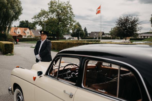 Атмосферная датская свадьба - фото №86