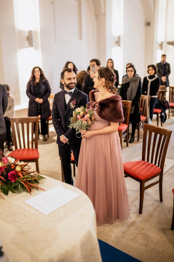 Уютная свадьба в Салерно - фото №16
