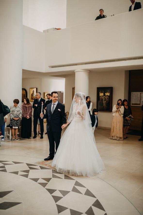 Уютная французская свадьба - фото №23