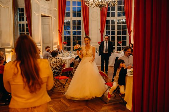 Уютная французская свадьба - фото №111