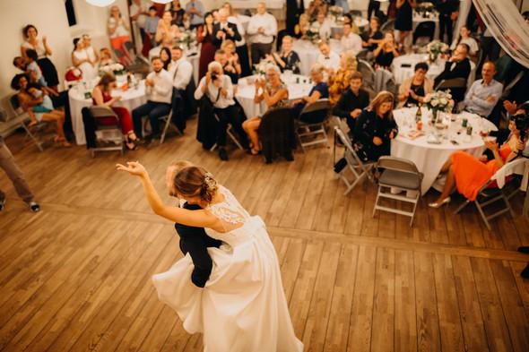 Атмосферная датская свадьба - фото №156