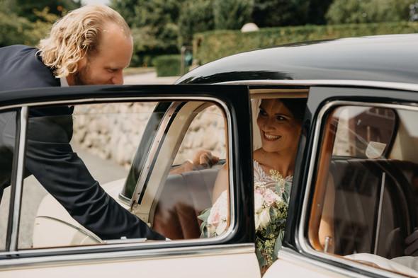 Атмосферная датская свадьба - фото №91