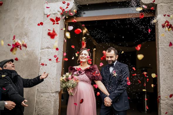 Уютная свадьба в Салерно - фото №54