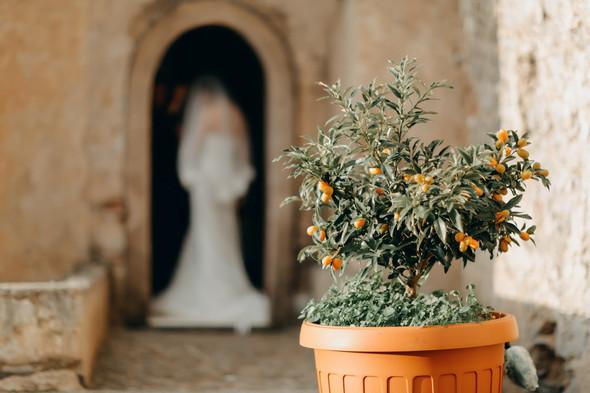 Позитивная семейная свадьба в Италии - фото №87