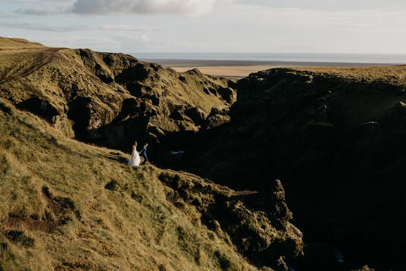 Послесвадебные приключения в Исландии - фото №61