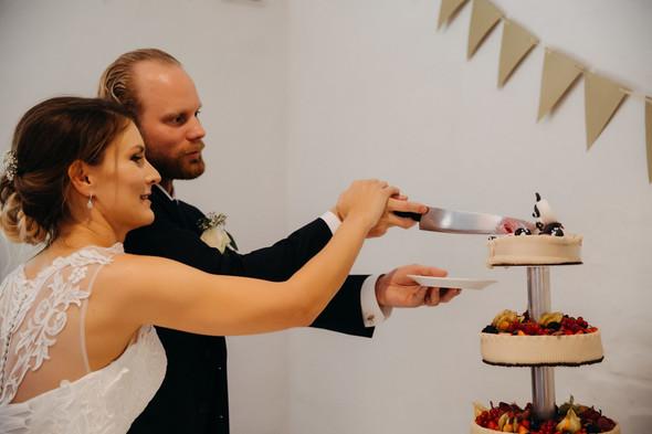 Атмосферная датская свадьба - фото №129