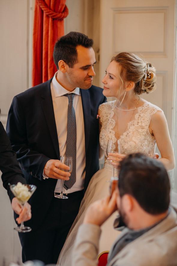 Уютная французская свадьба - фото №99