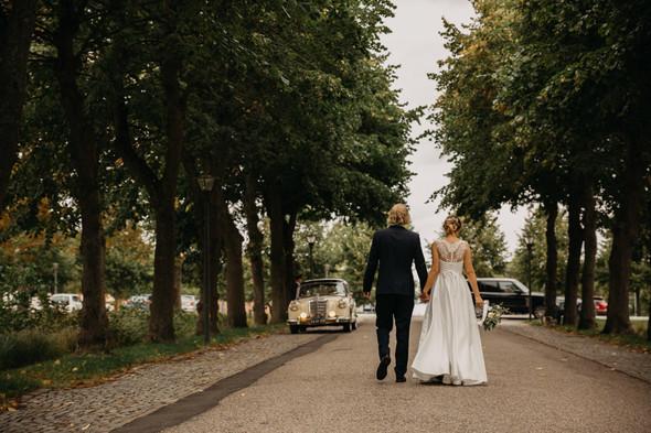 Атмосферная датская свадьба - фото №103