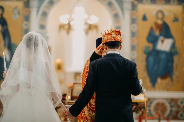 Уютная французская свадьба - фото №27