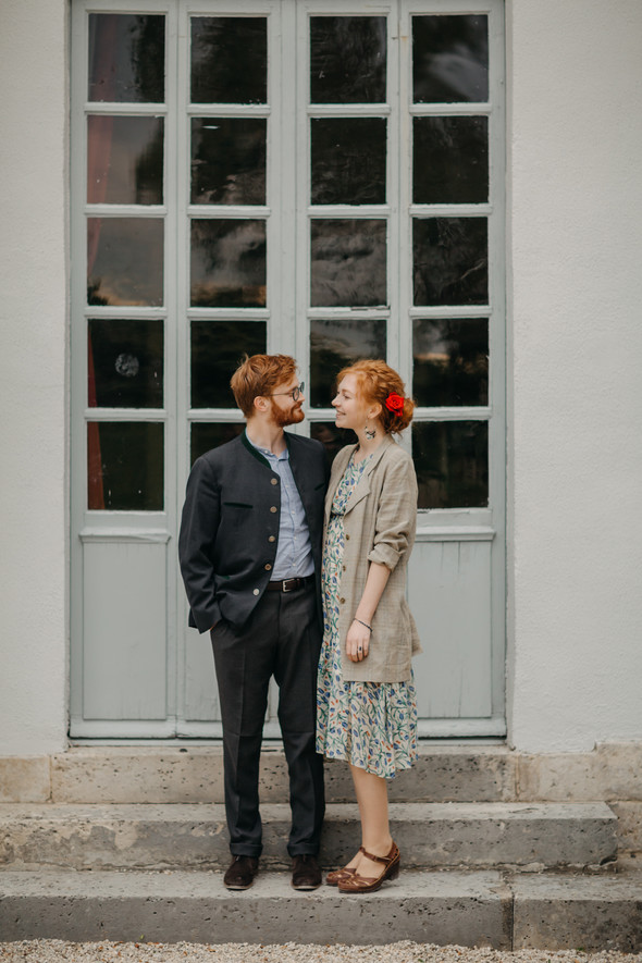 Уютная французская свадьба - фото №80