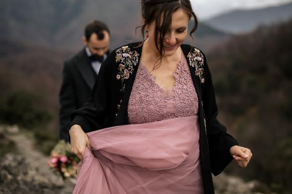 Уютная свадьба в Салерно - фото №80
