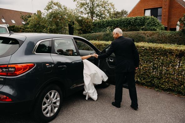 Атмосферная датская свадьба - фото №63