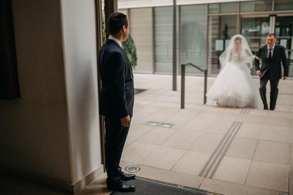 Уютная французская свадьба - фото №11
