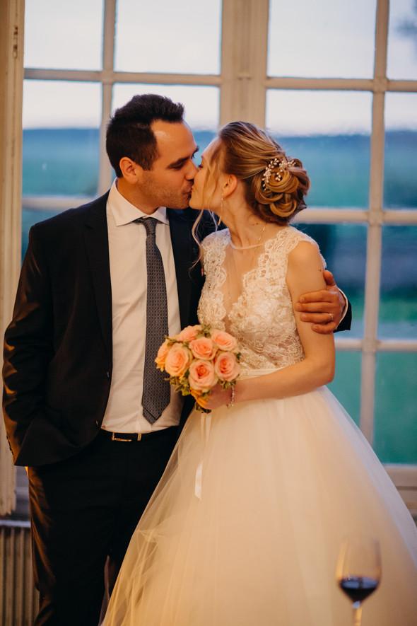 Уютная французская свадьба - фото №108