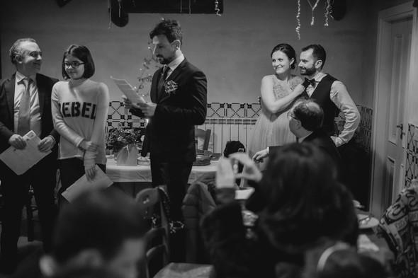 Уютная свадьба в Салерно - фото №144